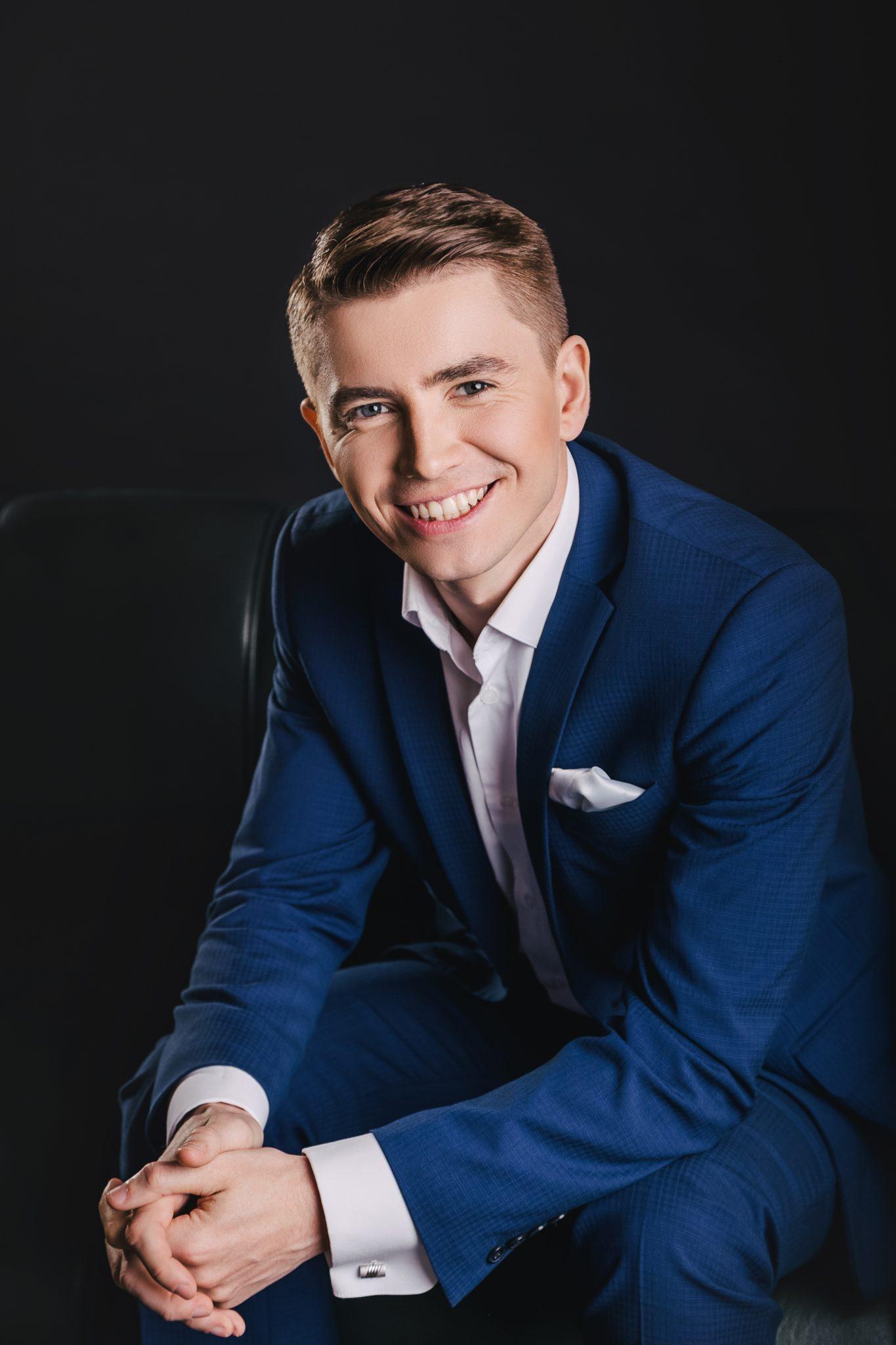 Алексей Дюжев ведущий на свадьбу Тамбов 9